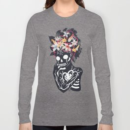 Carmen Long Sleeve T-shirt