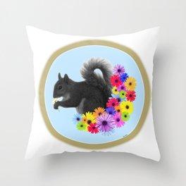 Daisies anyone? Throw Pillow
