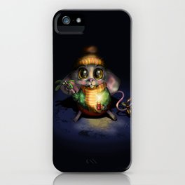 Kissiemouse iPhone Case