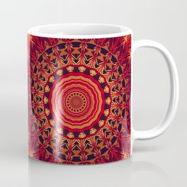 Mandala 261 Coffee Mug