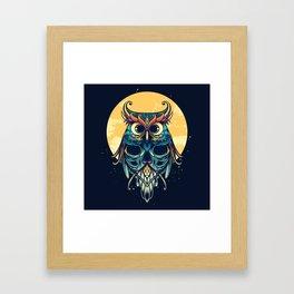Nightwatcher Framed Art Print