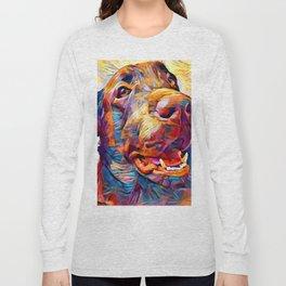 Labrador Retriever 5 Long Sleeve T-shirt