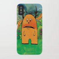 jackalope iPhone & iPod Cases featuring Jackalope by Michael Scott Murphy