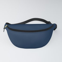 Los Angeles Football Team Millennium Blue Solid Mix and Match Colors Fanny Pack