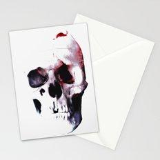 SKULL 3 Stationery Cards
