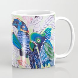 Squawkward Silence Coffee Mug