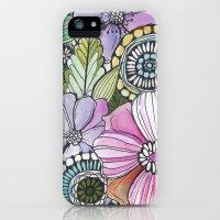 Boho Pop iPhone (5, 5s) Slim Case