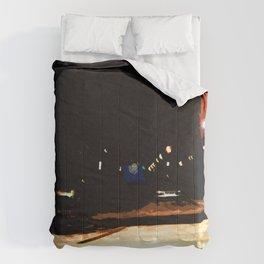 Dark Street Comforters