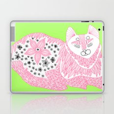 Pink Kitty Laptop & iPad Skin