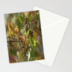 Autumn Arrival Stationery Cards
