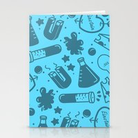 science Stationery Cards featuring SCIENCE!  by Neat Good Job!