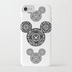Mickey Mouse Mandala iPhone 7 Slim Case