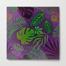 Purple Delight Metal Print