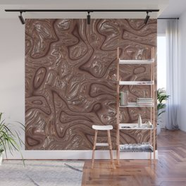 Glimmering Structure Wall Mural