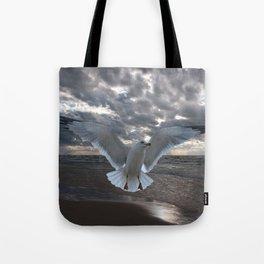 Evening Landing Tote Bag