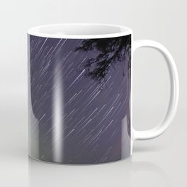 Star Trails on the Water Coffee Mug