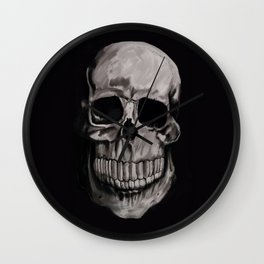 Keep smiling when your dead Wall Clock