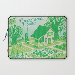 Grow your own Laptop Sleeve