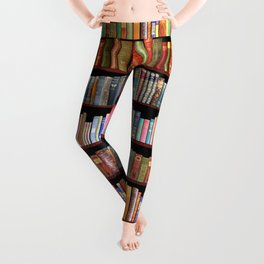Vintage books ft Jane Austen & more Leggings