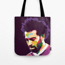 Mo Salah Tote Bag