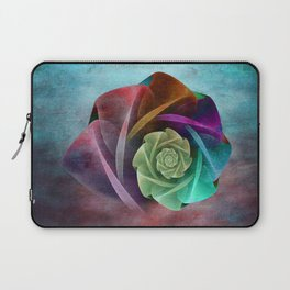 Abstract Rose Laptop Sleeve