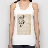 storm Tank Tops featuring storm by Eszter Mezei