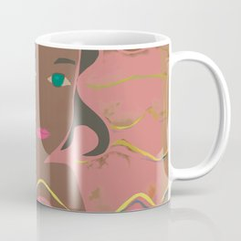 Two Emeralds | Muse of the Sea Coffee Mug