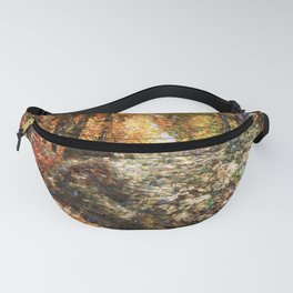 12,000pixel-500dpi - Frederick Childe Hassam - The Jewel Box, Old Lyme - Digital Remastered Edition Fanny Pack