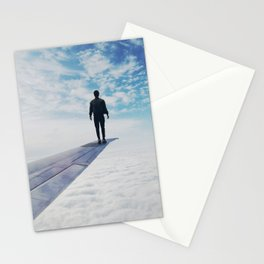 Let me fly Stationery Cards