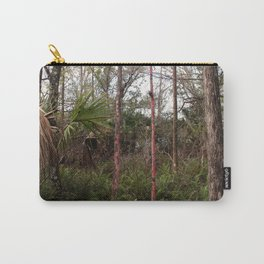 Scarlet in the Slough Carry-All Pouch