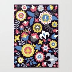 Flowers motives Canvas Print