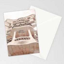 Casa Mila Gaudi Barcelona Stationery Cards