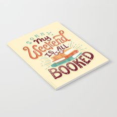 I'm booked Notebook