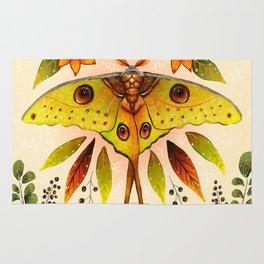 Moth Wings IV Rug