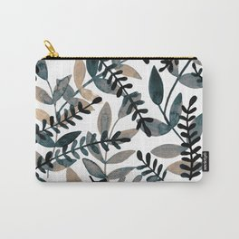 Watercolor branches - neutral Carry-All Pouch