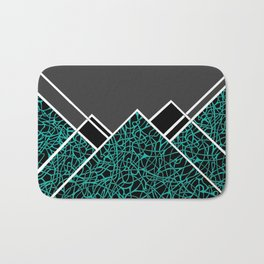 The Mountain Bath Mat