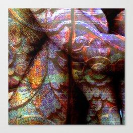 TATOO Canvas Print