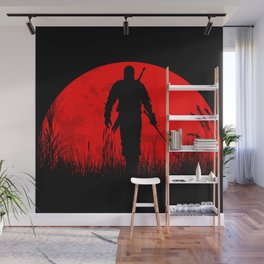 Geralt of Rivia - The Witcher Wall Mural