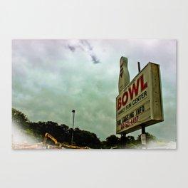 East Hampton Bowl Canvas Print