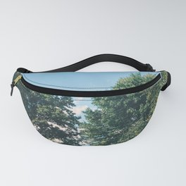 Summer anxiety Fanny Pack