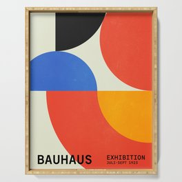 Bauhaus Exhibition 1923 II: Mid-Century Series Serving Tray