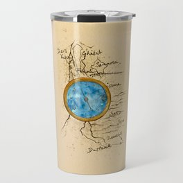 Jin's Compass (Rebel of the Sands) Travel Mug