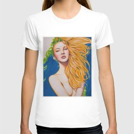 Queen of nature (Night) T-shirt