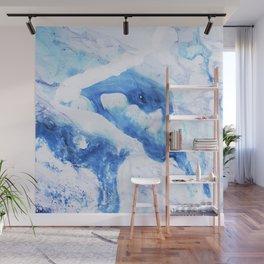 Ocean Marble Wall Mural