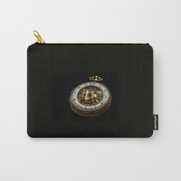 vintage clock_30 Carry-All Pouch