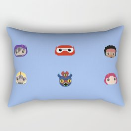 Big Hero 6 Rectangular Pillow