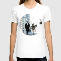 leon T-shirts featuring LEON, THE PROFESSIONAL by VAGABOND