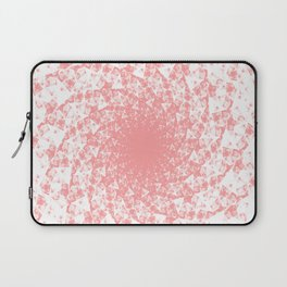 Pink Spins Laptop Sleeve