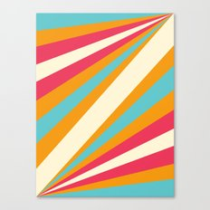 Diagulous Series: Sunnyside Canvas Print