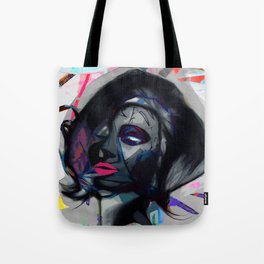 Seduced by colour Tote Bag